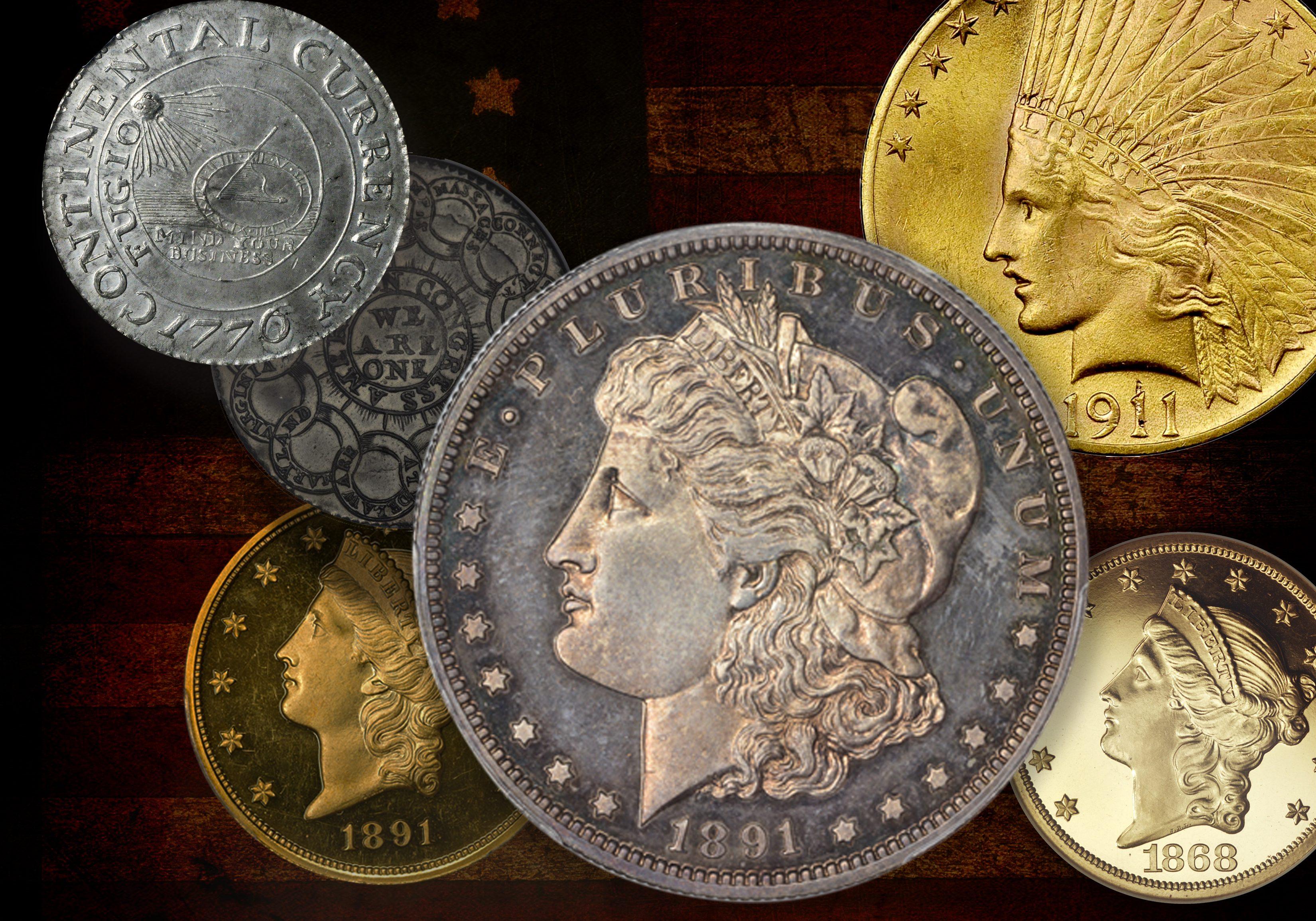 Rare Coins Still
